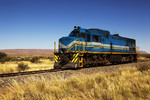 Namibia, train